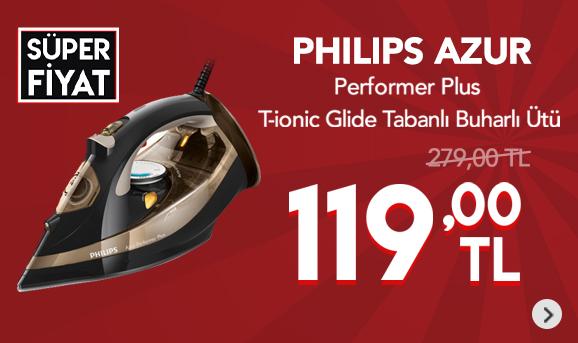Philips GC4527/00 Azur Performer Plus Buharlı Ütü 119 TL