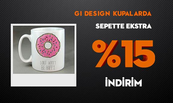 Gi Design Kupalarda Sepette Ekstra %15 İndirim