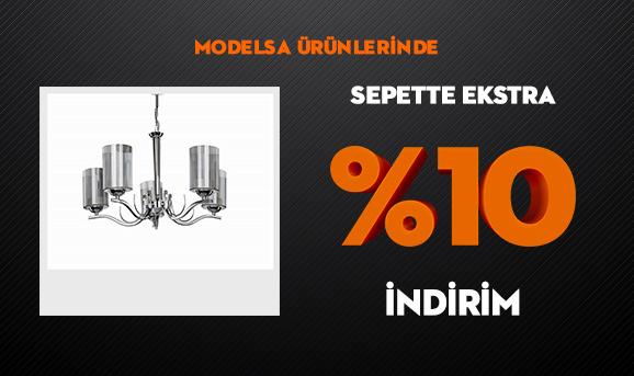 Modelsa Ürünlerinde Sepette Ekstra %10 İndirim